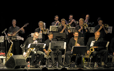 New JazzPort Orchestra Copyright JazzPort Friedrichshafen eV400er
